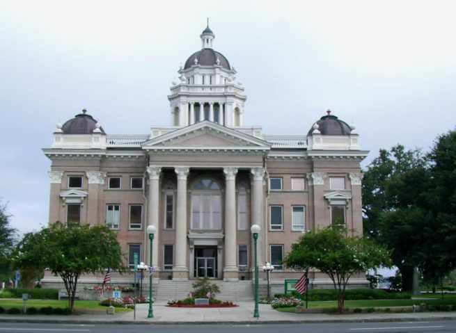 Courthouse of Lowndes County, Georgia