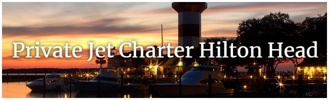 Hilton Head Charter Flights